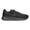 Černé dámské tenisky sportovního střihu nike, černá, 509-0157 - 19