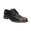 Ležérní pánské polobotky bata, hnědá, 826-4916 - 13