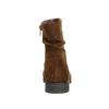 Dámské kotníčkové kozačky bata, hnědá, 599-3614 - 17