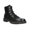 Pánská kotníčková obuv bata, černá, 896-6664 - 13