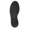 Pánská kotníčková obuv bata, černá, 896-6664 - 19