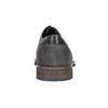 Pánské ležérní polobotky bata, šedá, 826-2610 - 17