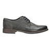 Pánské ležérní polobotky bata, šedá, 826-2610 - 15