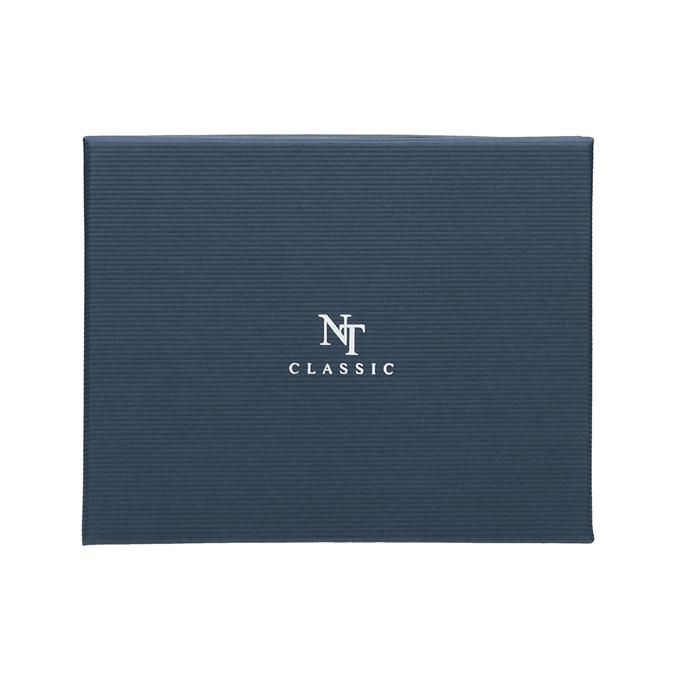 Sada kravaty, kapesníčku a manžetových knoflíčků n-ties, červená, 999-5293 - 16