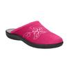Růžové dámské pantofle bata, růžová, 579-5621 - 13
