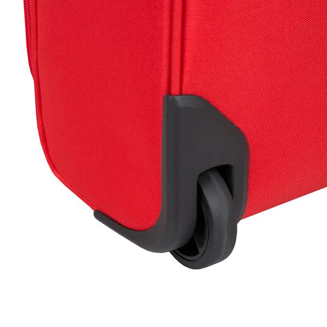 Červený cestovní kufr american-tourister, červená, 969-5171 - 16