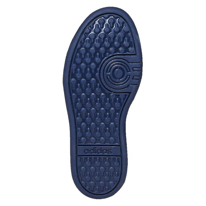 Dětské kotníčkové tenisky adidas, modrá, 401-9291 - 26
