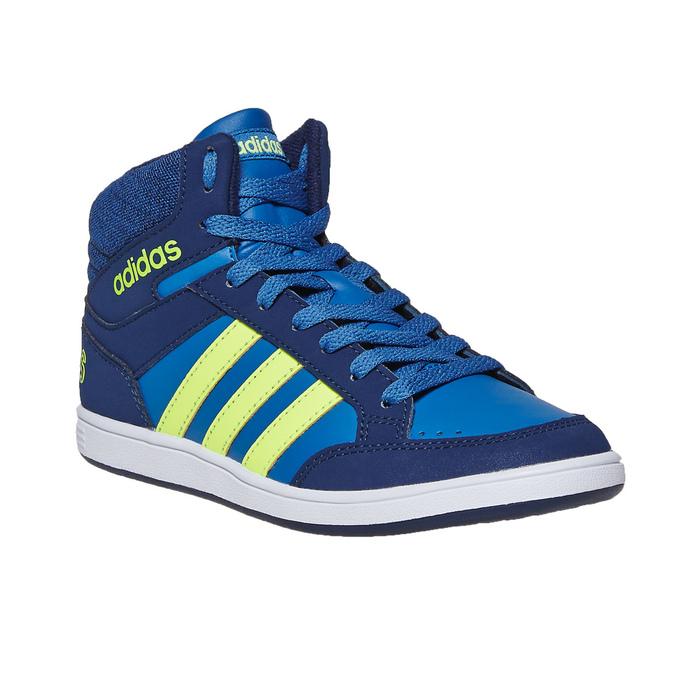 Dětské kotníčkové tenisky adidas, modrá, 401-9291 - 13