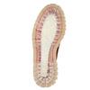 Dámská lakovaná obuv s masivní podešví weinbrenner, červená, 598-5604 - 17