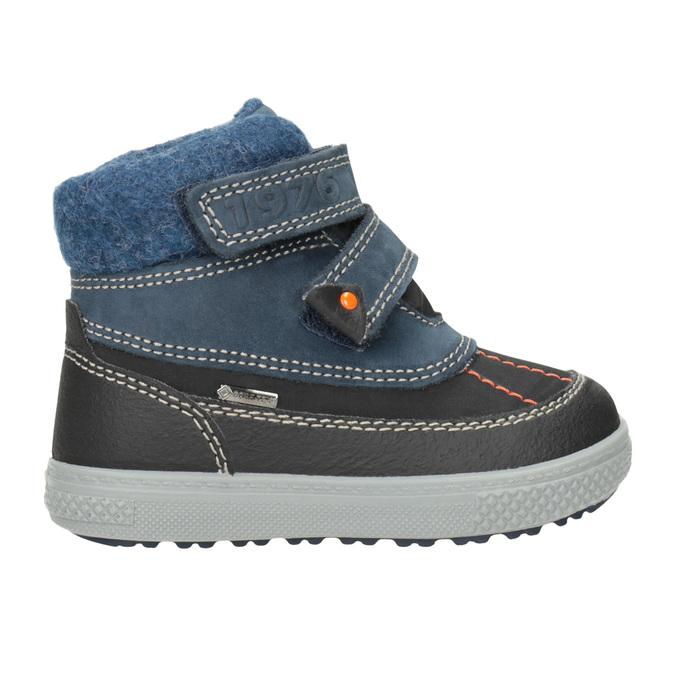 Dětská zimní obuv z kůže primigi, modrá, 196-9006 - 26