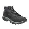 Kožená kotníčková obuv v Outdoor stylu merrell, černá, 806-6569 - 13