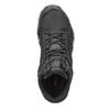 Kožená kotníčková obuv v Outdoor stylu merrell, černá, 806-6569 - 15