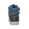 Dětská zimní obuv z kůže primigi, modrá, 196-9006 - 16