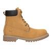 Kožená kotníčková obuv na výrazné podešvi weinbrenner, hnědá, 596-4664 - 26