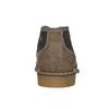 Pánská kožená kotníčková obuv bata, modrá, 826-9920 - 16