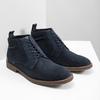 Modrá kotníčková obuv bata, modrá, 823-9615 - 18