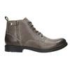 Kotníčková pánská Ombré obuv bata, šedá, 896-2684 - 15