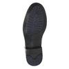 Kotníčková pánská Ombré obuv bata, šedá, 896-2684 - 19