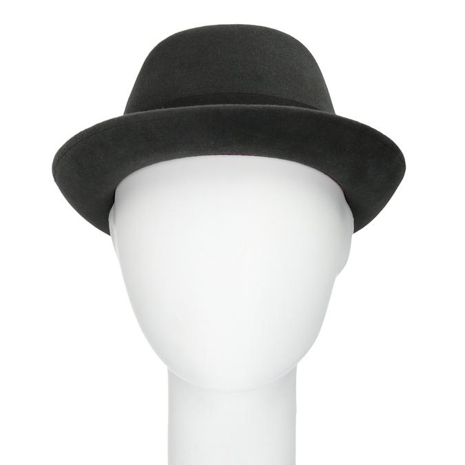 Pánský klobouk se stuhou tonak, šedá, 909-2647 - 16