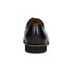 Pánské kožené polobotky conhpol, černá, 824-6991 - 16