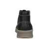 Pánská zimní kožená obuv weinbrenner, černá, 896-6107 - 15