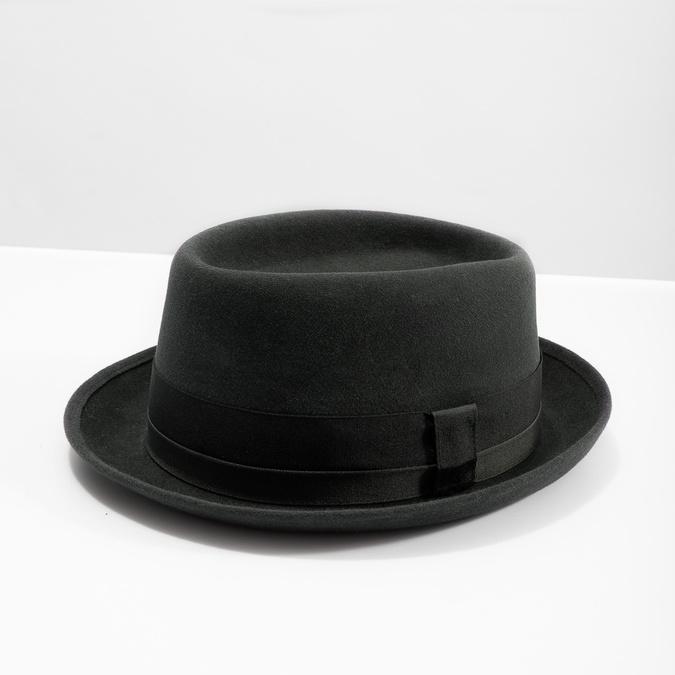 Pánský klobouk se stuhou tonak, šedá, 909-2647 - 18