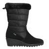 Dámská zimní obuv comfit, černá, 696-6624 - 15