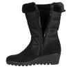 Dámská zimní obuv comfit, černá, 696-6624 - 26