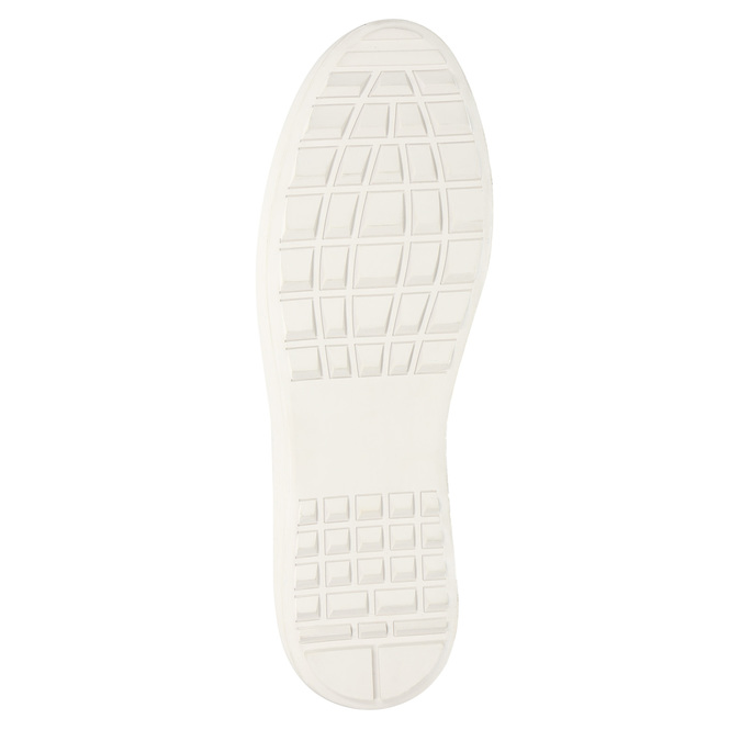 Pánské kožené tenisky bata, 846-6643 - 17