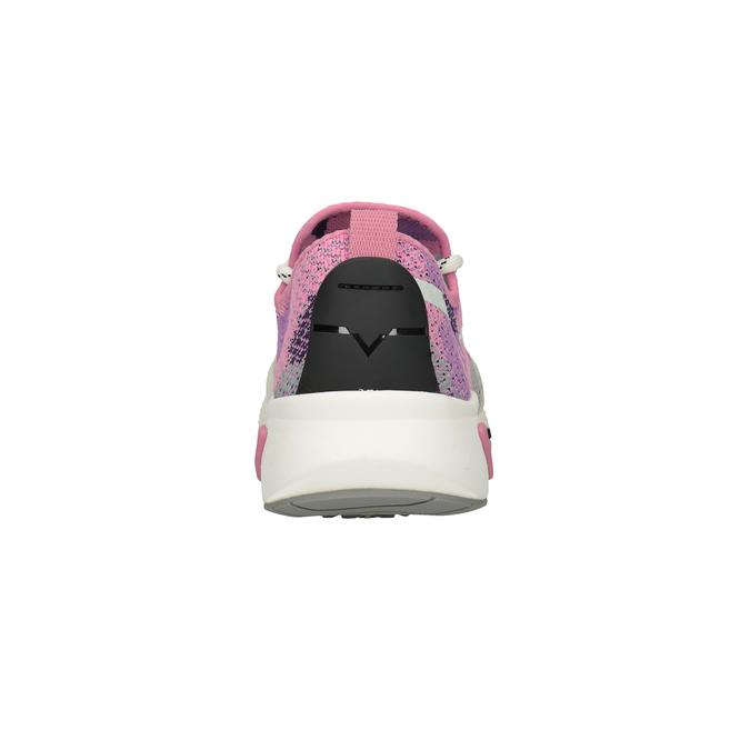 Růžové sportovní tenisky diesel, růžová, 509-5760 - 15