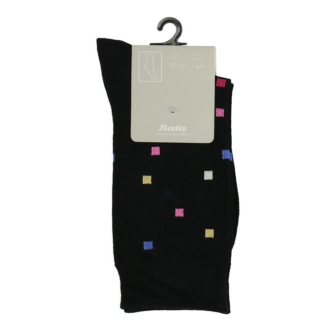 Ponožky s kostičkami bata, 919-5662 - 13