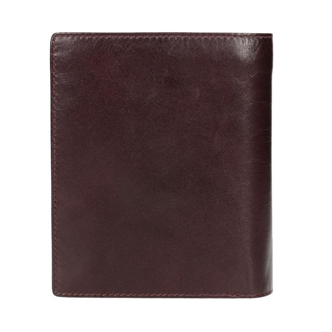 Kožená peněženka bata, hnědá, 944-4121 - 16