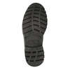 Kožená kotníčková obuv weinbrenner, šedá, 896-2703 - 17