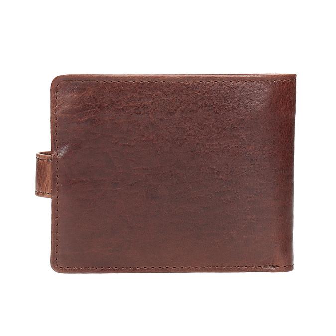 Dárkové balení kožený opasek a peněženka bata, hnědá, 954-3201 - 16