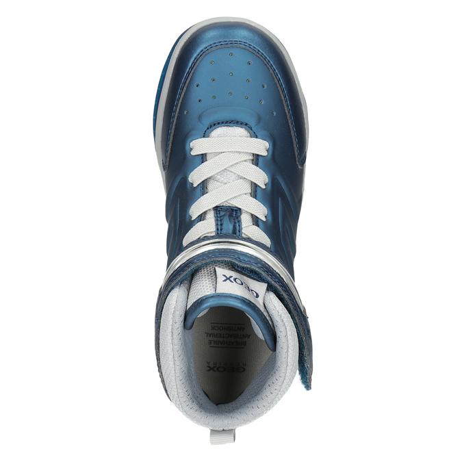 4119014 geox, modrá, 411-9014 - 17
