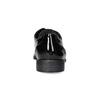 Dámské lakované polobotky bata, černá, 521-6608 - 15