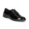 Dámské lakované polobotky bata, černá, 521-6608 - 13