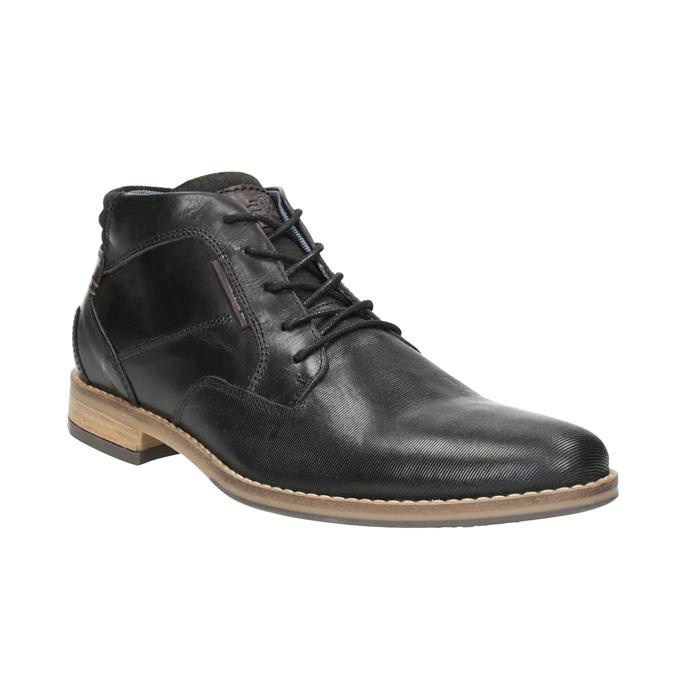 Kotníčková pánská obuv bata, černá, 826-6926 - 13