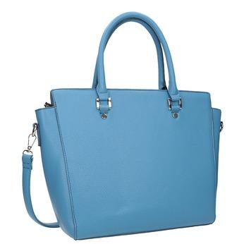 Modrá dámská kabelka bata, modrá, 961-9845 - 13