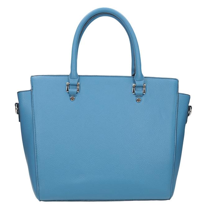 Modrá dámská kabelka bata, modrá, 961-9845 - 26