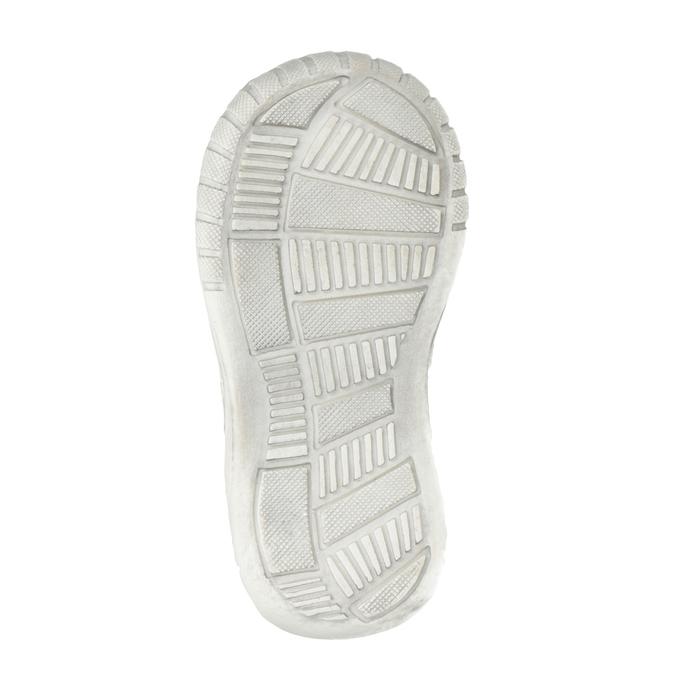 Dětská kotníčková obuv bubblegummers, šedá, 111-2626 - 17