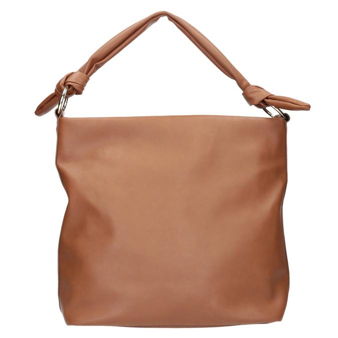 Hnědá dámská Hobo kabelka bata, hnědá, 961-3843 - 16