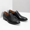 Pánské kožené mokasíny bata, černá, 814-6626 - 26