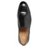 Pánské kožené mokasíny bata, černá, 814-6626 - 15