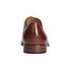 Hnědé kožené polobotky pánské bata, hnědá, 826-3997 - 16