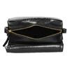Kožená kabelka s klopou royal-republiq, černá, 964-6084 - 15