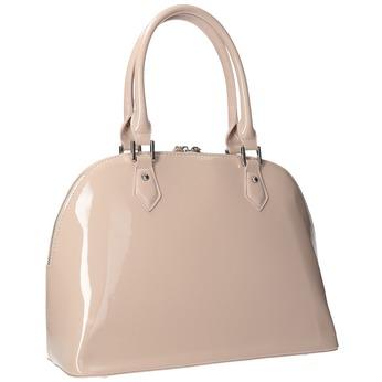 Lakovaná kabelka v elegantním stylu bata, 961-8849 - 13