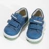 Modré dětské ležérní tenisky bubblegummers, modrá, 111-9625 - 16