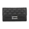 Dámská peněženka s prošitím bata, černá, 941-6169 - 26