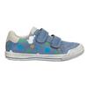 Modré tenisky s potiskem mini-b, modrá, 211-9218 - 26